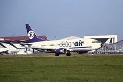 G-DEBZ Boeing 737-300 Debonair Luton 04-09-99