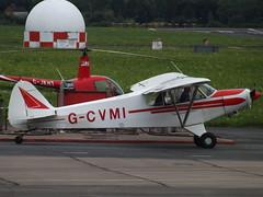 G-CVMI Piper Super Cub PA18 (Private Owner)