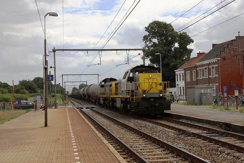 LINEAS 7778 + 7772   Neerwinden  7/07/2020.