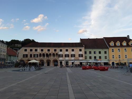 Koloman-Wallisch-Platz, Bruck an der Mur, Austria