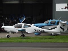 G-SADK Diamond Star D40 (Sky Borne Aviation Ltd)