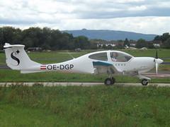 OE-DGP Diamond DA 40D Star TDI ( Skyborne Aviation Ltd)