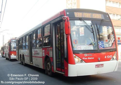 Consórcio Leste 4 | Himalaia Transportes - 4 1343