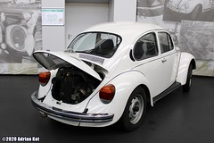 1984 Volkswagen Beetle with Polo engine
