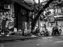 Hanoi Street 2018: Street Vendors