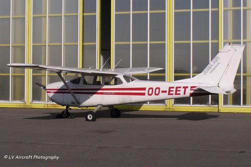 OO-EET_Reims Aviation F172H Skyhawk_Juma Air and Road Operations_-