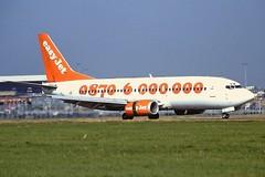 G-EZYD Boeing 737-300 easyJet Luton 04-09-99
