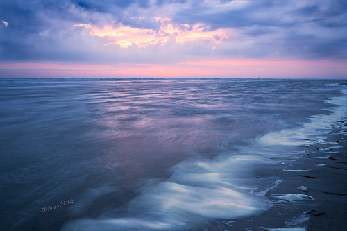 Sunrise on Nes Strand - Ameland - Nederland 2014 - Explore  16 July 2020 - Thank you!