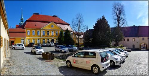 Herrenhaus des Ritterguts Wilthen