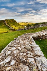 Cawfields And Hadrians Wall