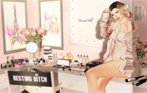 {Blog 491} Vanity