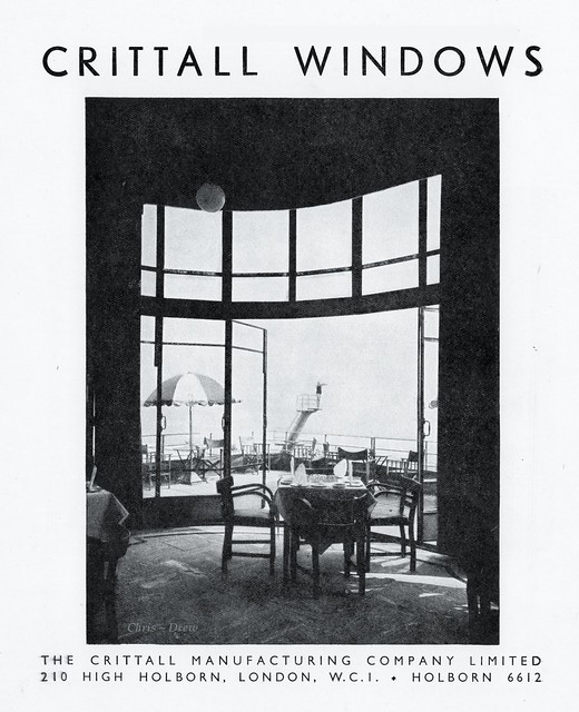 Photo:Crittall Windows. 1938 By growlerthecat