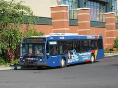 Capital District Transportation Authority Nova Bus LFS