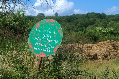 Denée - Montagne de Sosoye - Salet