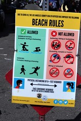 Beach Rules - Covid 19 Era
