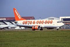 G-EZYG Boeing 737-300 easyJet Luton 04-09-99