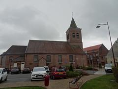 Camphin-en-Pévèle l'église Saint Amand - Photo of Lys-lez-Lannoy