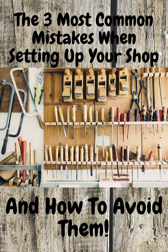 The 3 Most Common Mistakes When Setting Up Your Shoping