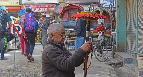 No Parking at Kathmandu Burger DSC_7898