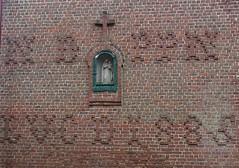 Camphin-en-Pévèle  oratoire 9 Rue du Quennelet