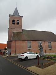 Camphin-en-Pévèle l'église Saint Amand