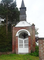 Lamain, Tournai, Wallonie chapelle rue léon Pion