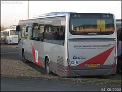 Irisbus Arway – Veolia Transport – Poitou-Charentes / Poitou-Charentes n°7652 - Photo of Senillé