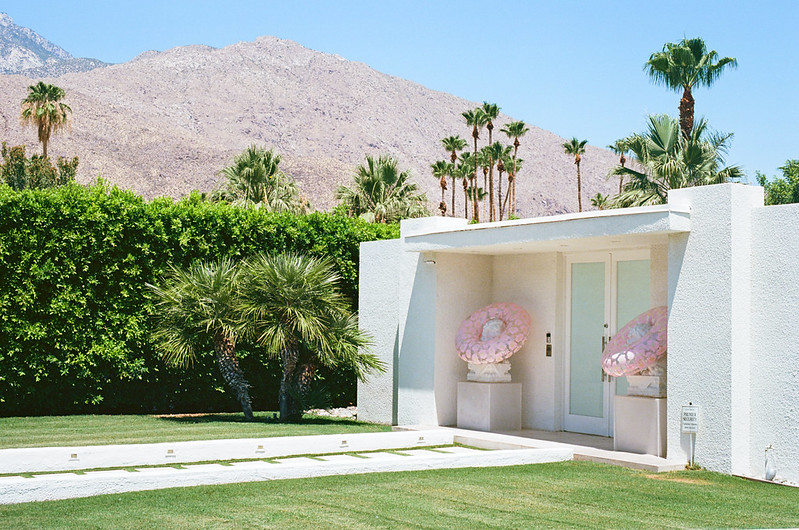 summer in palm springs
