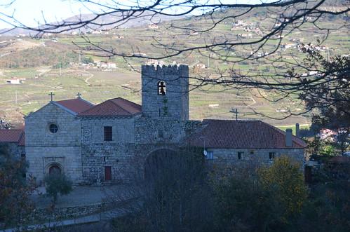 Mosteiro de Santa Maria de Cárquere I