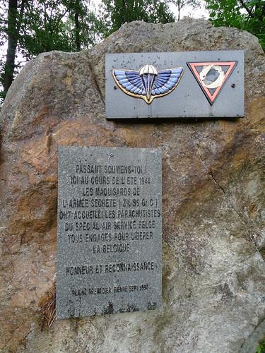 Mémorial de la plaine Grenadier