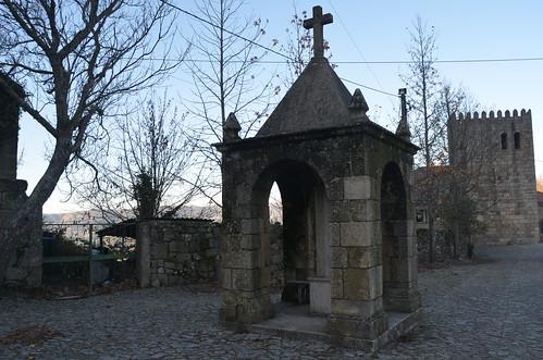 Mosteiro de Santa Maria de Cárquere II