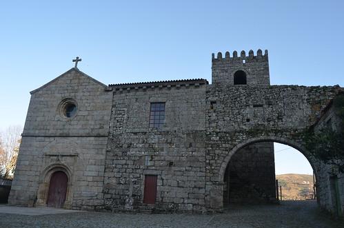 Mosteiro de Santa Maria de Cárquere IV
