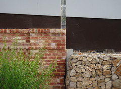Red Brick and Stone