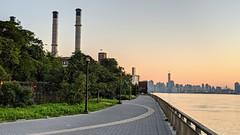 East River Park, Dawn