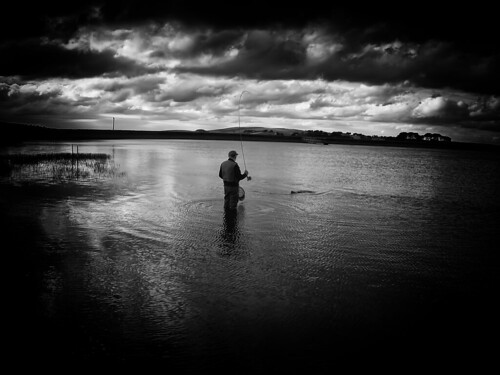 Fishing up Tinto Hill (Explore)