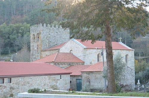 Mosteiro de Santa Maria de Cárquere VIII