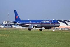 G-MIDJ A321 British Midland Luton 04-09-99