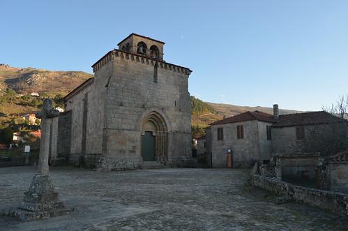 Igreja de São Martinho de Mouros II