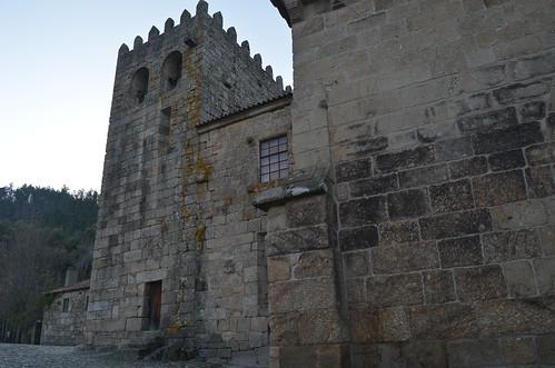 Mosteiro de Santa Maria de Cárquere IX