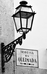 Lisbon Street Lamps