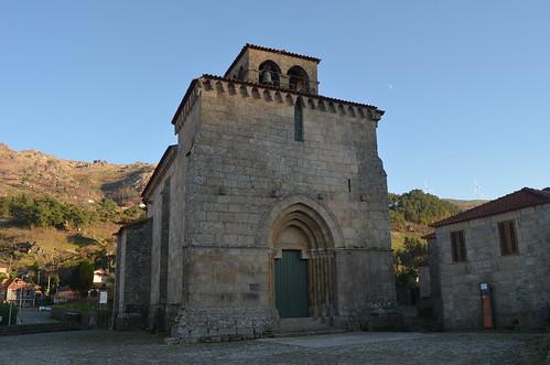Igreja de São Martinho de Mouros I
