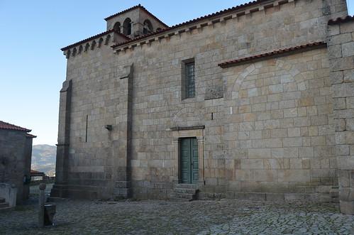 Igreja de São Martinho de Mouros IV