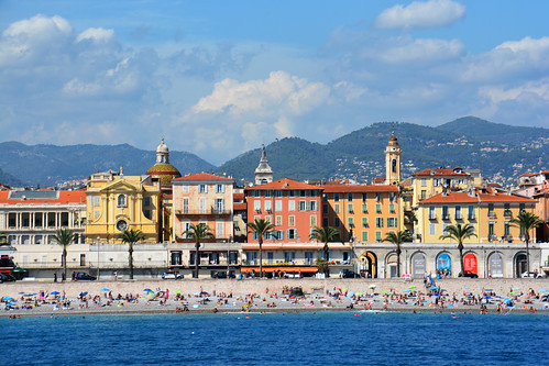 View of Nice france_4612