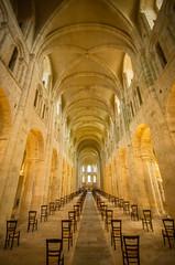Abbaye Sainte-Trinité de Lessay - Photo of Bolleville