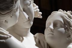 """The Three Graces"" sculpture by Antonio Canova @ Gallerie d'Italia @ Milan"