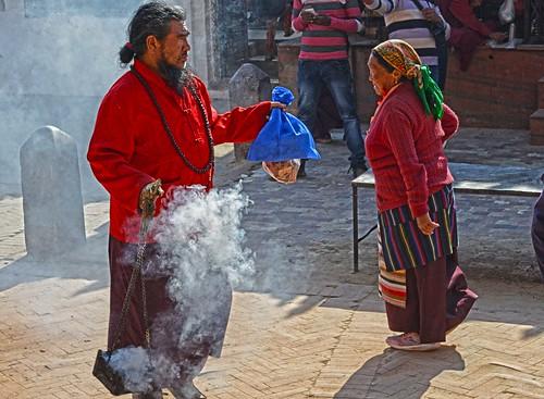Selling Smoke Kathmandu Nepal DSC_7595
