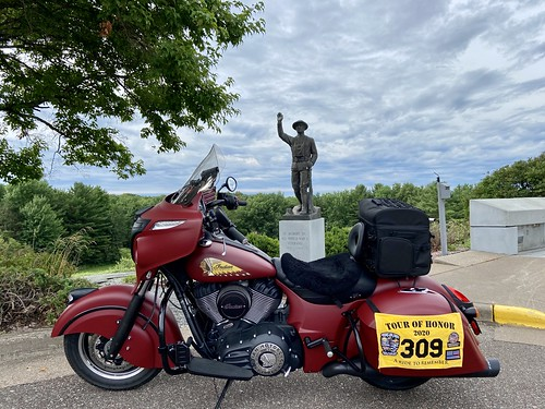 07-15-2020 Ride Tour Of Honor Doughboy Neillsville,WI