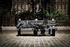 Homeless Jesus in Belgium
