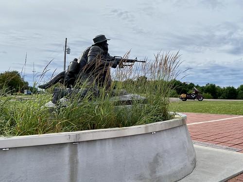 07-15-2020 Ride Tour Of Honor War Dog - Neillsville,WI