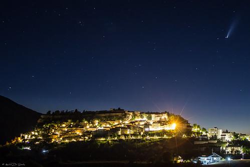 Il Presepe e la Cometa - Civitella del Tronto 18-07-2020